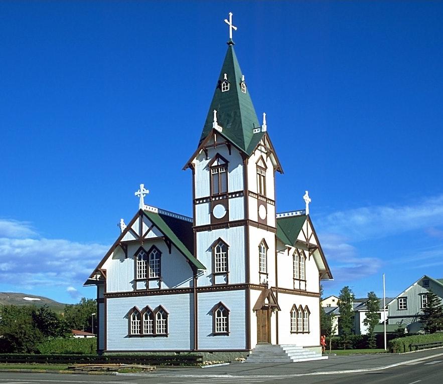 胡薩維克教堂