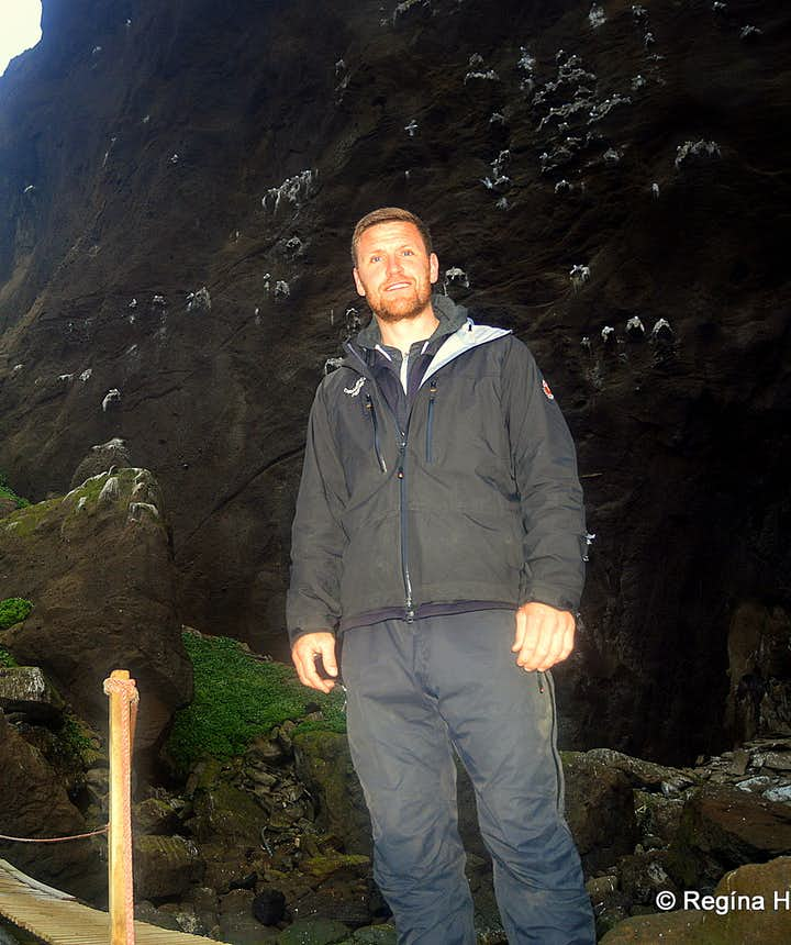 Drangey island guided tour