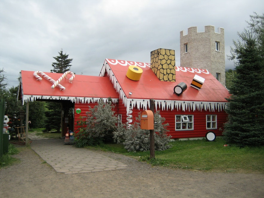 冰島聖誕小屋