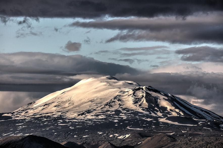 冰島Hekla 火山