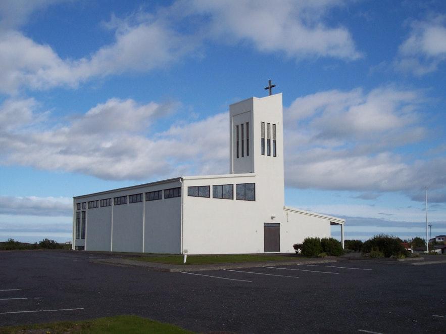 hofn 教堂
