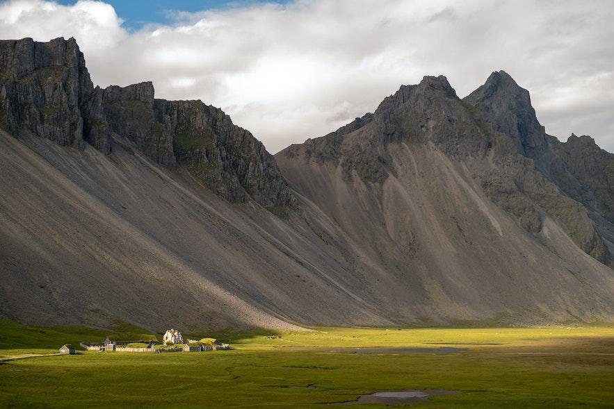 冰島Hofn 維京村莊