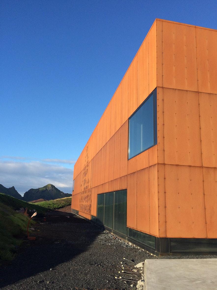 冰島西人島 Eldheimar