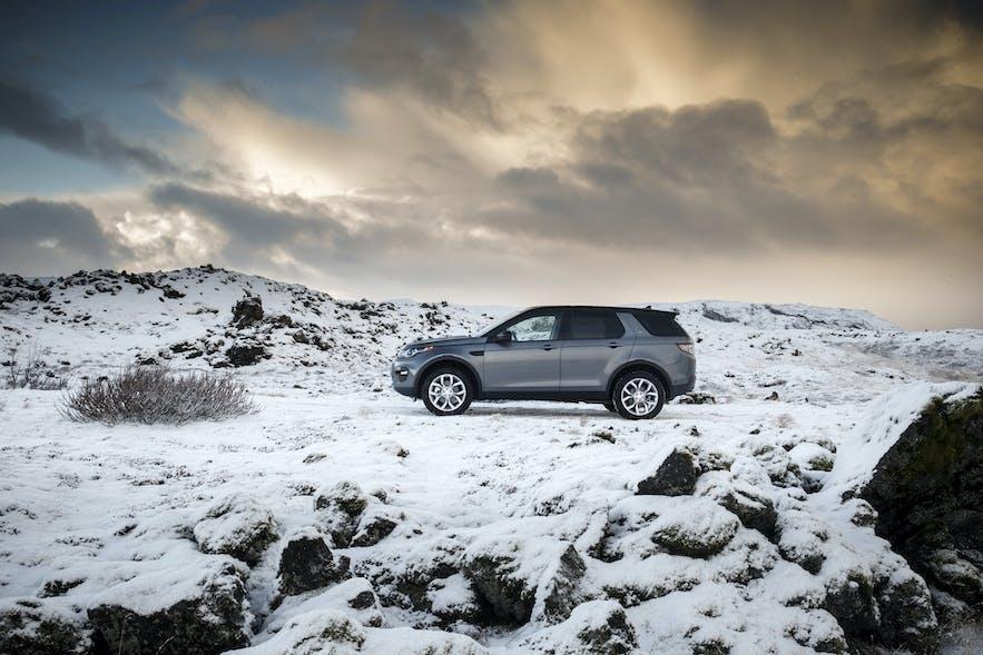 冰島開車自駕