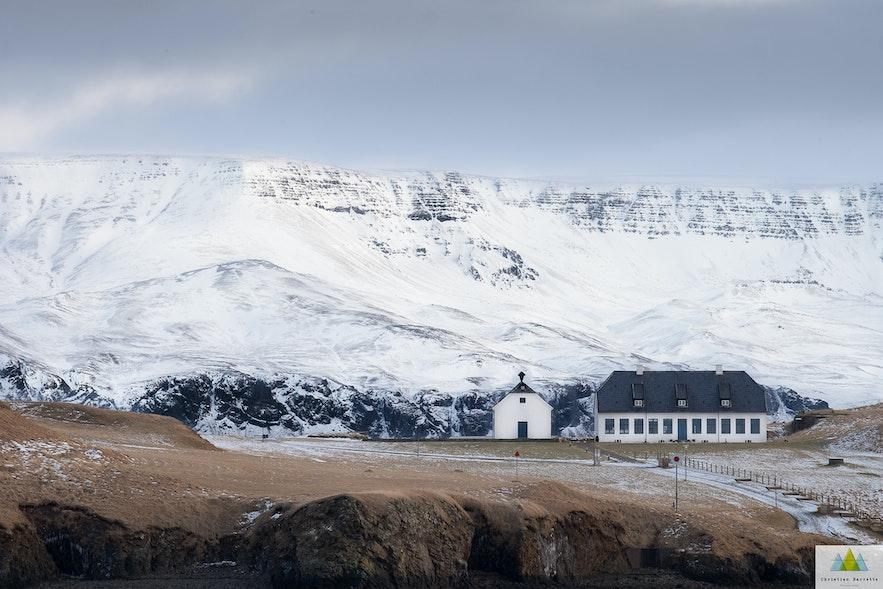 冰島Videy
