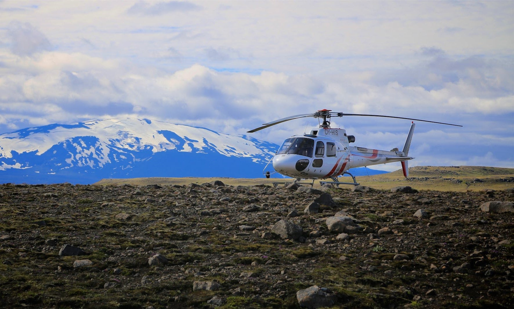 Allow an experienced local pilot to pick out the perfect touchdowns during a helicopter tour of South Iceland.