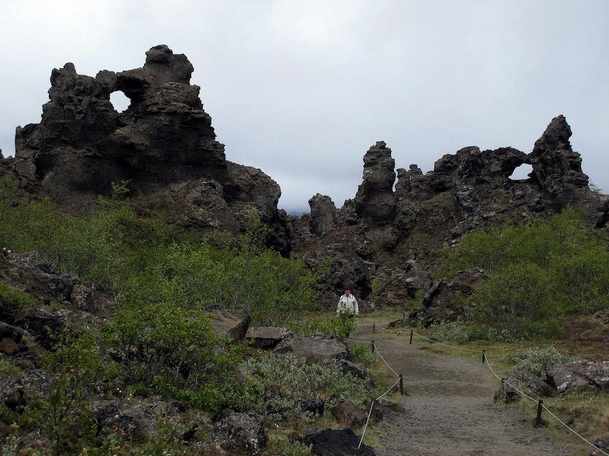 冰島黑色城堡
