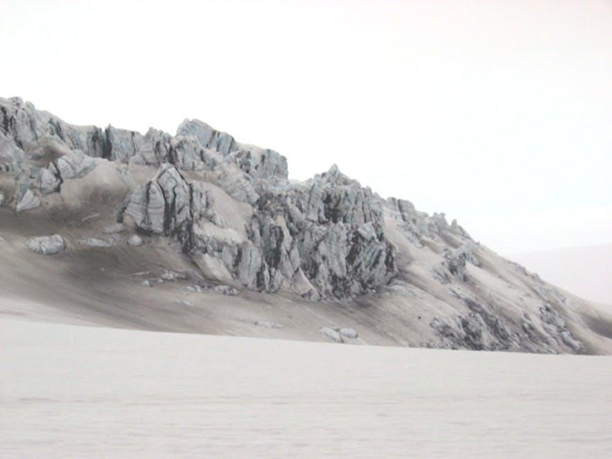 冰島Myrdalsjokull