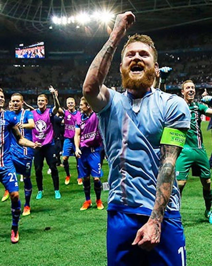 冰島足球隊長