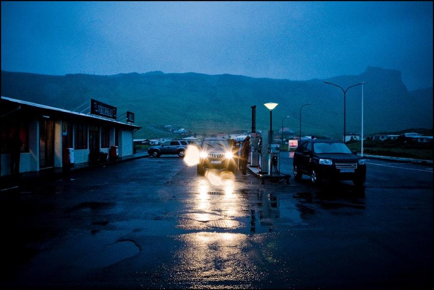 冰島自駕入油