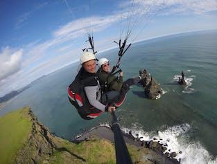 South Coast Paragliding   Sightseeing & Tandem Flight Tour