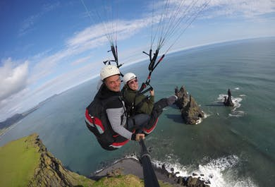 South Coast Paragliding | Sightseeing & Tandem Flight Tour
