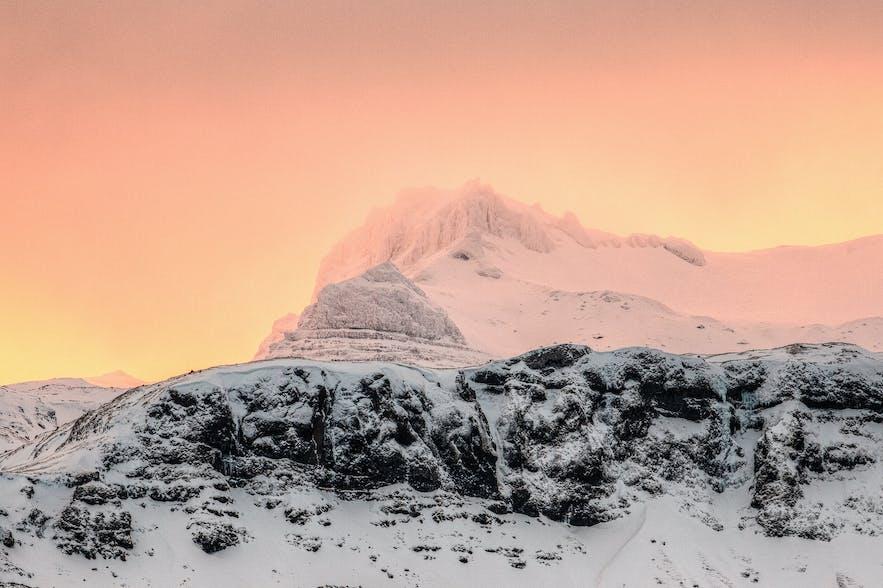 冰島12月