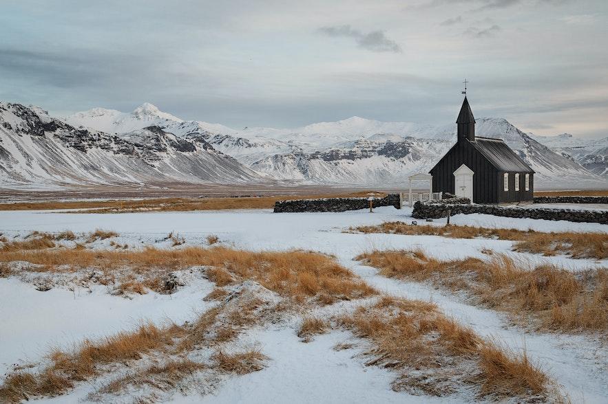 冰島隆冬12月