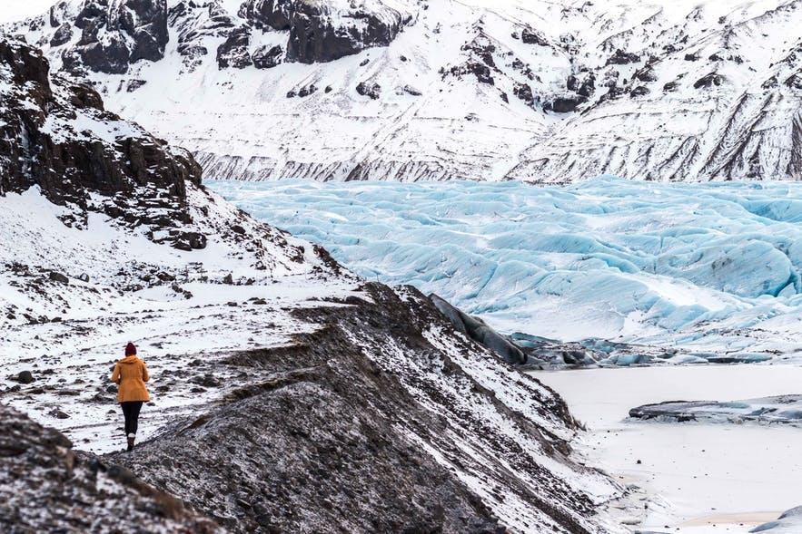 冰島冬季十二月