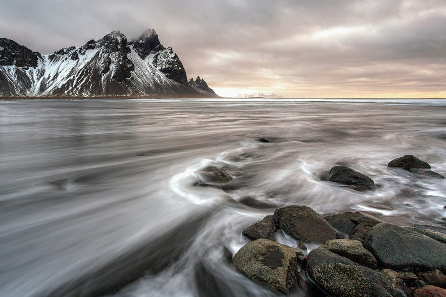冰島嚴冬一月
