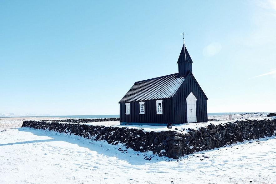 冰島新年一月