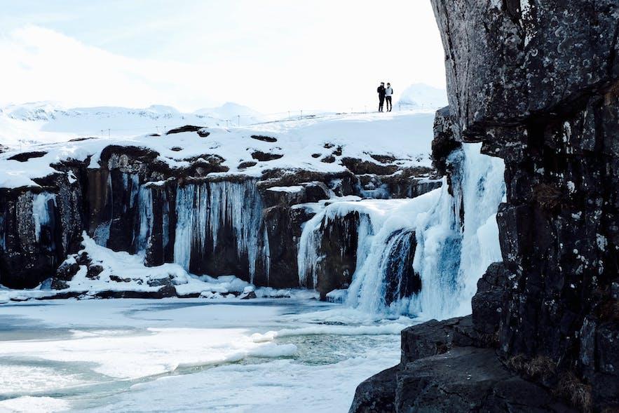 冰島西部斯奈山半島