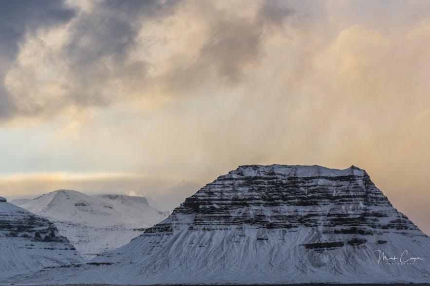 冰島冬季二月