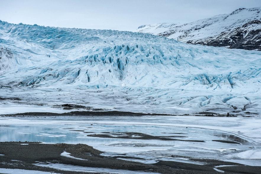 冰島冬季三月