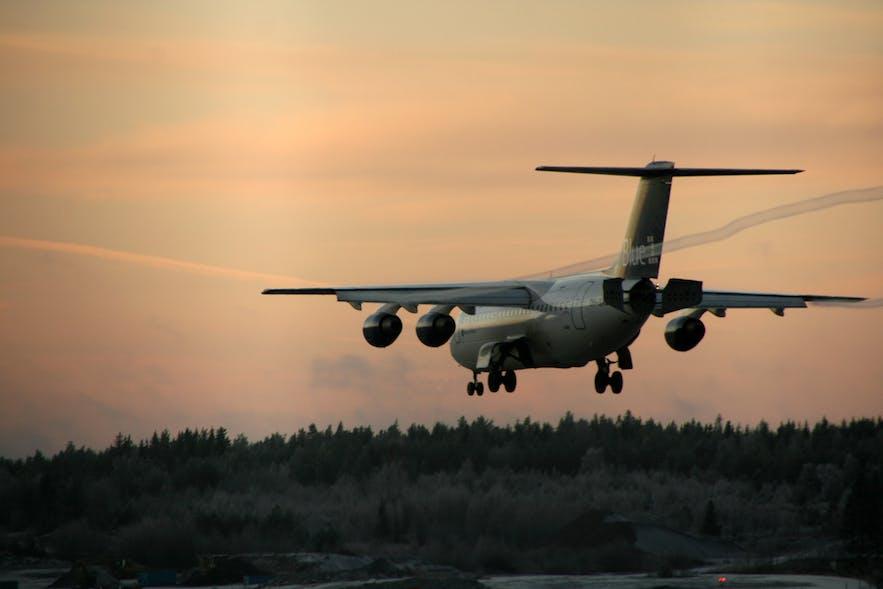 冰島航班機票
