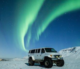 «Охота на северное сияние» | Частный тур на супер-джипе из Рейкьявика