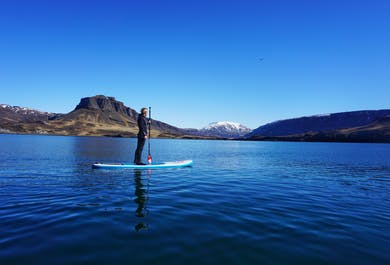 Into the Forgotten Fjord | Stand Up Paddleboard Tour