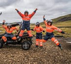 Buggy riding is one of the most rewarding experiences available in Iceland.