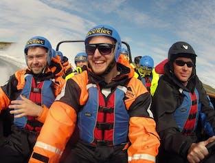 Buggy & Riverjet Boat Trip in Reykjavik