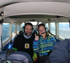 Bei einem Sightseeing-Flug ab Skaftafell hast du die einzigartige Möglichkeit, Island aus der Luft zu erleben.