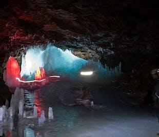 Lofthellir Höhlen-Erkundung   ab Akureyri