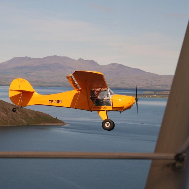 雷克雅未克15分钟小飞机飞行团|个性化体验