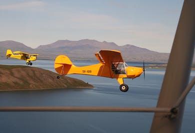 Flying Buggy   Personalised Introductional Flight Around Reykjavik