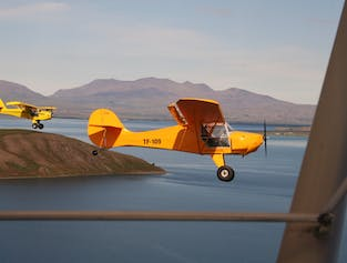 Flying Buggy | Personalised Introductional Flight Around Reykjavik