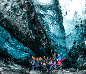 Superjeep Ice Cave Tour | Departing from Jokulsarlon Glacier Lagoon