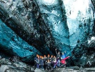 Superjeep Ice Cave Tour | Departing from Jokulsarlon Glacier Lagoon
