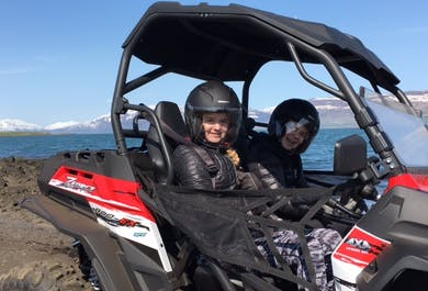 1 Hour Buggy Tour | Departure from Akureyri