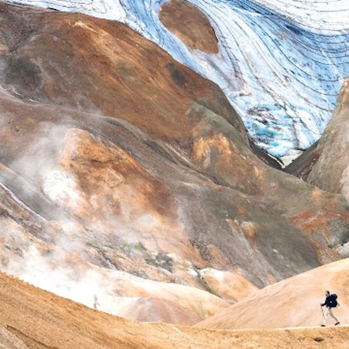 冰岛凯德灵加火山高地徒步一日游 | 阿克雷里出发