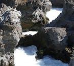 シルバーサークルツアーの目的地、バルナフォス(子供の滝)
