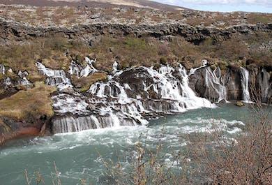 シルバーサークル日帰りツアー | クロイマ・スパと溶岩の滝