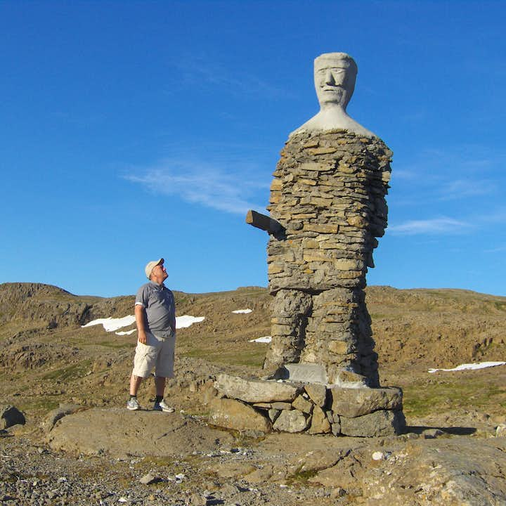 You'll see many interesting things on a tour of the Westfjords.