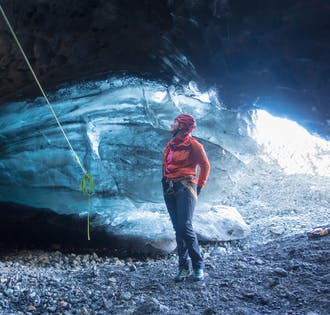 Ice Cave and Glacier Walk | Departure from Skaftafell