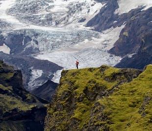 7-tägige Trekking-Tour   Landmannalaugar nach Skogar, Hütten-Übernachtung