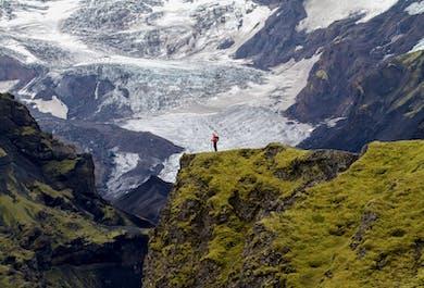 Trek 7 jours Laugavegur et Fimmvorduhals   Landmannalaugar et Thorsmork   Nuits en refuge