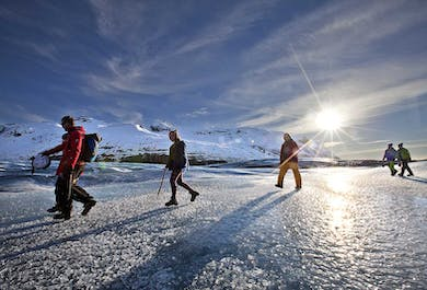 Kingdom of Glaciers and Northern Lights | 5-Day Winter Tour