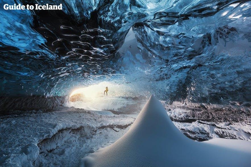 冰島藍冰洞Ice Cave