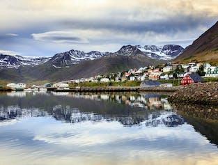 Arktyczne wybrzeże  i mikrobrowar | Lot z Reykjaviku do Akureyri