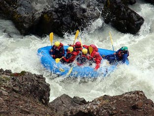 3-Day Rafting Expedition