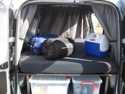 Dacia Dokker Campervan w/Heater 2016