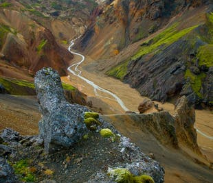 Trek at the Doors of Hell | 4-Day Hiking Tour to Landmannalaugar